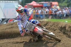 Kei Yamamoto, Team Honda Red Moto