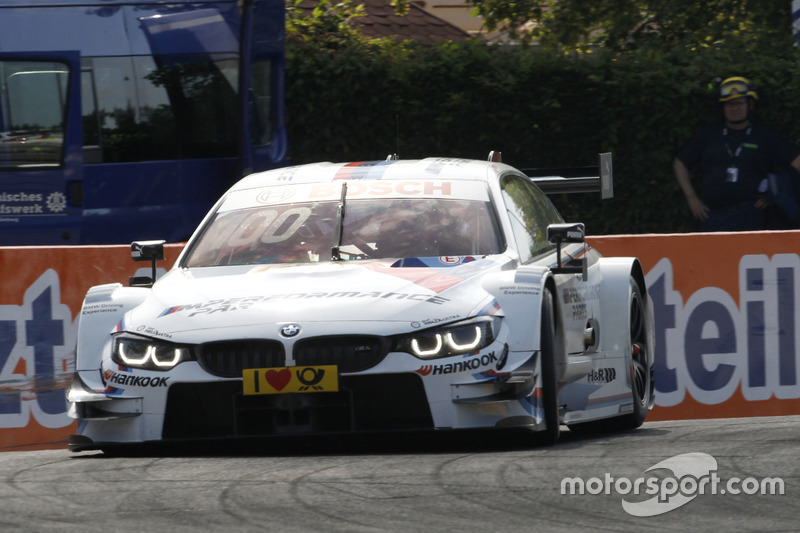 19. Martin Tomczyk, BMW Team Schnitzer, BMW M4 DTM