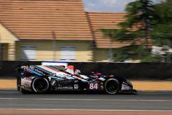 #84 SRT41 by Oak Racing Morgan Nissan: Frédéric Sausset, Christophe Tinseau, Jean-Bernard Bouvet
