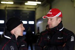 #37 HTP Motorsport , Mercedes-AMG GT3: Stefan Mücke, Christian Hohenadel