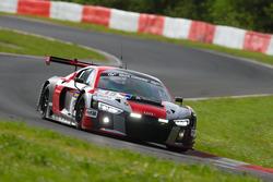 Markus Winkelhock, Christopher Mies, Christian Mamerow, Audi R8 LMS
