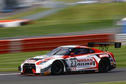 #23 Nissan GT Academy Team RJN, Nissan GT-R Nismo GT3: Mitsunori Takaboshi, Alex Buncombe, Lucas Ord
