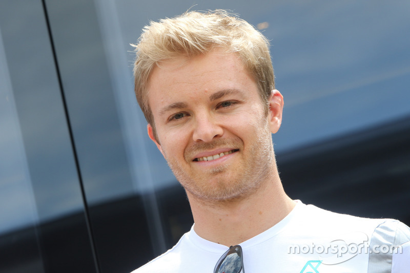 #6: Nico Rosberg (Fórmula 1)