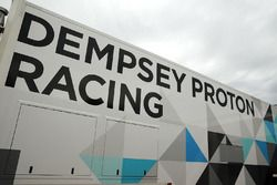 Dempsey Proton Racing truck