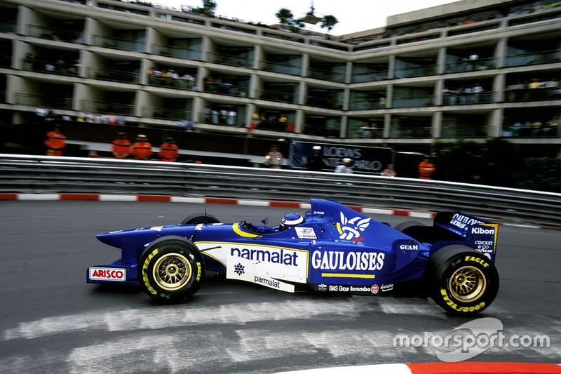 Olivier Panis - 1 vitória