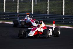 Charles Leclerc, ART Grand Prix y Alexander Albon, ART Grand Prix