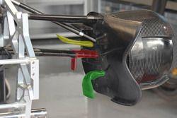 Toro Rosso STR11 ön fren detayı