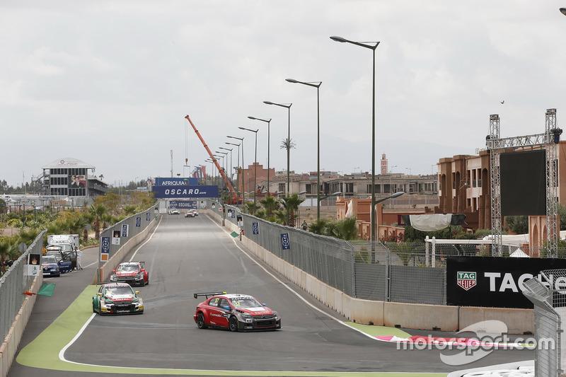 Circuit Moulay El Hassan, Maroc