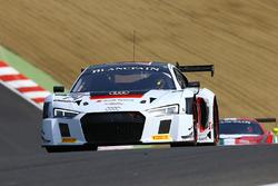#74 ISR Audi R8 LMS: Marlon Stockinger, Franck Perera
