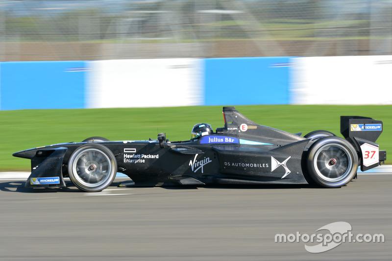 José Maria Lopez, DS Virgin Racing Formula E Team