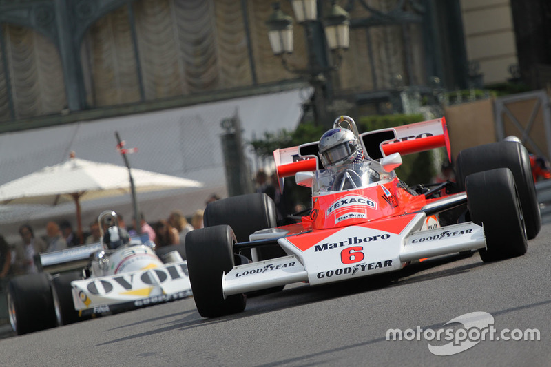 1973 - 1976 Formula 1 Grand Prix Otomobilleri yarışı
