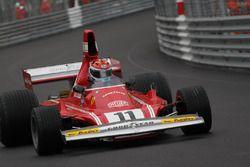 Emanuelle Pirro, Ferrari 312B3