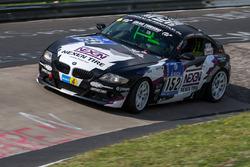 #152 Pixum Team Adrenalin Motorsport, BMW Z4 E86: Jaber Al Khalifa, Urs Zünd, Holger Kroth, Byung Hu
