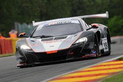#88 Garage59 Racing McLaren 650S: Côme Ledogar, Alexander West