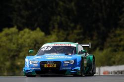 Edoardo Mortara (ITA) Audi Sport Team Abt Sportsline, Audi RS 5 DTM. 21.05.2016, DTM Round 2, Spiel