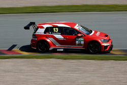 Benjamin Leuchter, Racing One, VW Golf GTI TCR