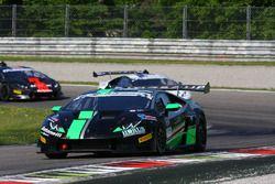 Mantovan-Casè, Antonelli Motorsport, Lamborghini Huracan S.GTCup #103