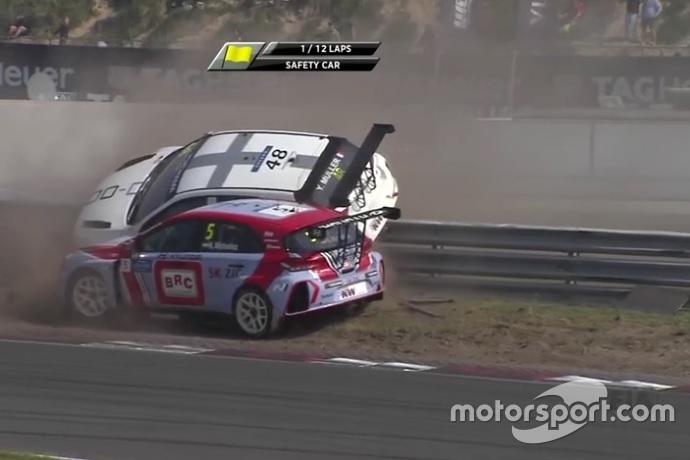 Michelisz - Muller-WTCR