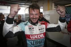 Pole position voor Jean-Karl Vernay, Audi Sport Leopard Lukoil Team Audi RS 3 LMS