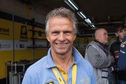 Jan Lammers lors des Jumbo Racing Days