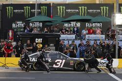 Ryan Newman, Richard Childress Racing, Chevrolet Camaro Caterpillar / Grainger