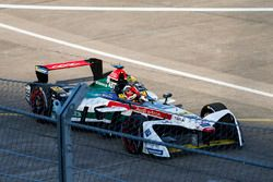 Ganador de la carrera Daniel Abt, Audi Sport ABT Schaeffler