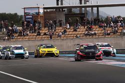 Josh Files, Hell Energy Racing con KCMG Honda Civic Type R TCR