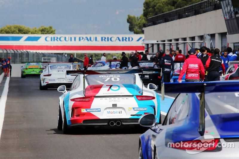 Claudio Giudice, Guest Car