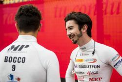Дориан Бокколаччи, MP Motorsport, и Габриэль Обри, Arden International