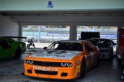 #49 TA2 Dodge Challenger, Ethan Wilson, Stevens Miller Racing