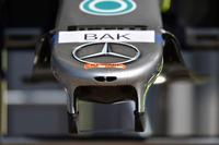 Mercedes-AMG F1 W09 EQ Power+ nose detail