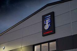 Gordon Murray Design building logo
