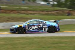#23 Caseit Racing by Flying Lizard Motorsports Audi R8 LMS GT4: Adam Merzon