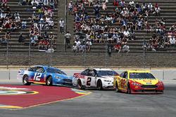 Joey Logano, Team Penske, Ford Fusion Shell Pennzoil Brad Keselowski, Team Penske, Ford Fusion Discount Tire Ryan Blaney, Team Penske, Ford Fusion PPG