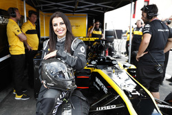 Aseel Al-Hamad, board member of the Saudi Arabian Motor Federation and FIA Saudi Arabia Representative of Women in Motorsport Commission