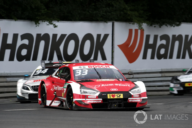 17. René Rast, Audi Sport Team Rosberg, Audi RS 5 DTM