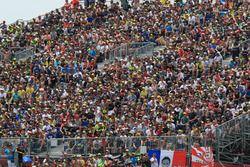 Des fans