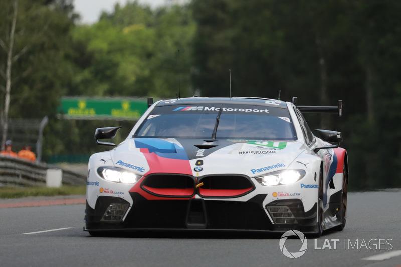 13. LMGTE-Pro: #81 BMW Team MTEK, BMW M8 GTE