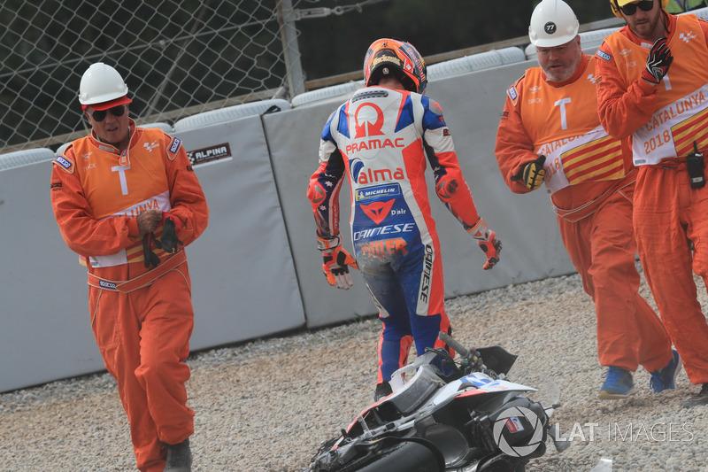 MotoGP Catalunya: Jack Miller, Pramac Racing