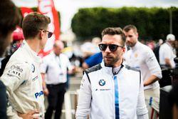 #81 BMW Team MTEK BMW M8 GTE: Philipp Eng