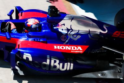 Tes F1 Marc Marquez
