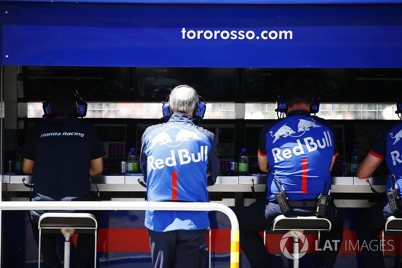 Franz Tost, Team Principal Toro Rosso