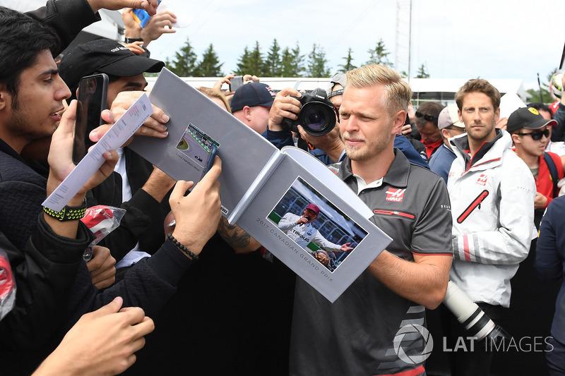 F1-es versenyzői portrék csütörtökről - F1 2018 - Kanadai Nagydíj