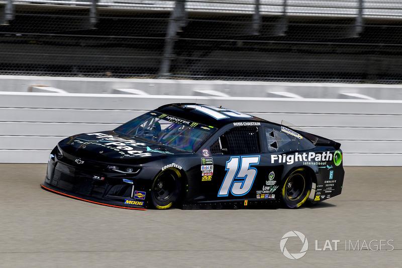 33. Ross Chastain, Premium Motorsports, Chevrolet Camaro FlightPath International