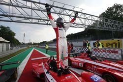 Il vincitore della gara Lorenzo Pegoraro, Best Lap