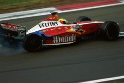Ральф Шумахер, Williams FW21 Supertec