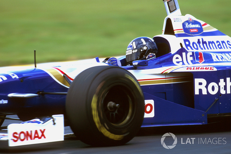 1996: Damon Hill, Williams