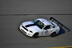 #97 TA4 Ford Mustang: Chris Outzen of DWW Motorsports