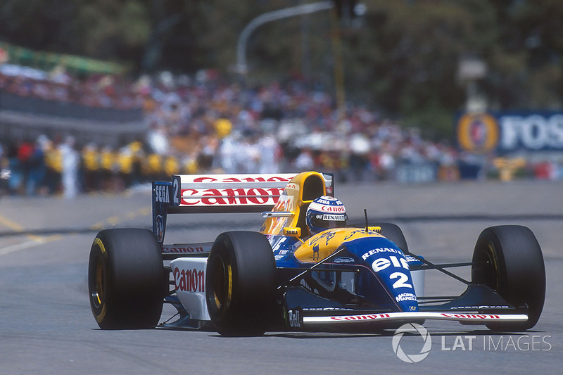 1993: Williams-Renault FW15C