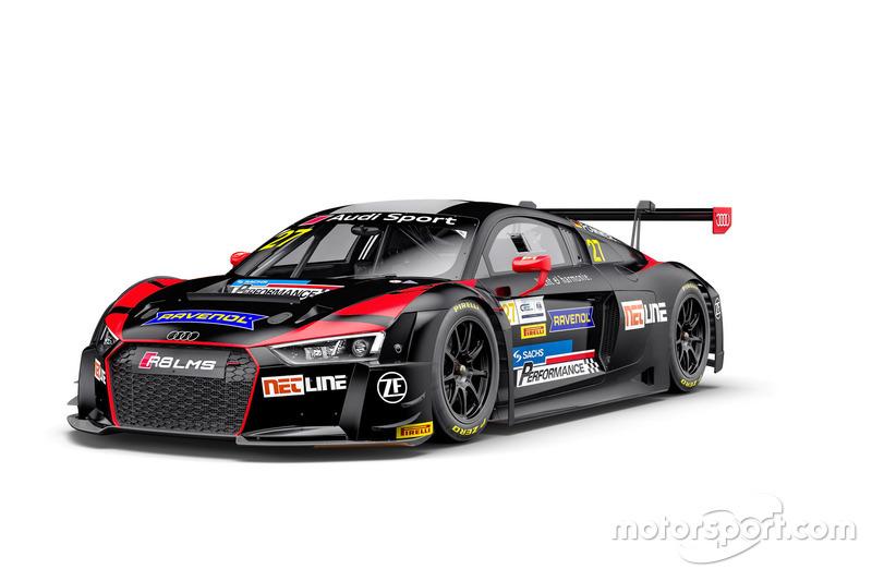Маркус Поммер, Aust Motorsport, Audi R8 LMS